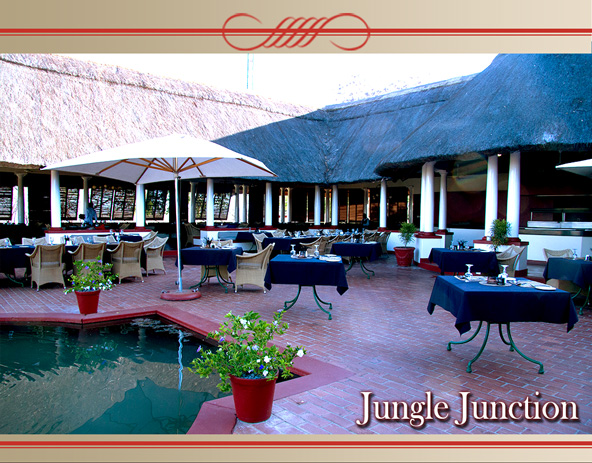Jungle Junction Victoria Falls Hotel