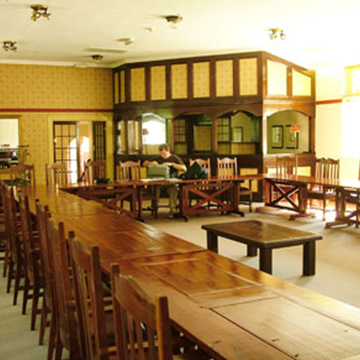 Facilities At The Victoria Falls Hotel