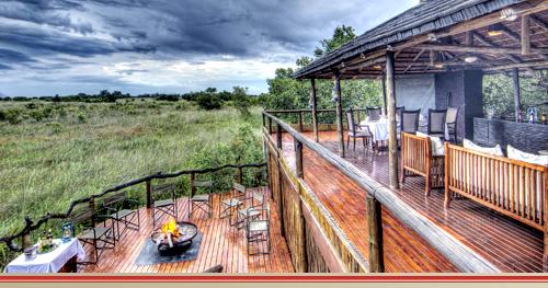 Victoria Falls Okavango