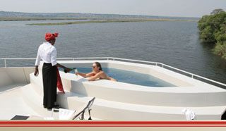 Zambezi Queen package