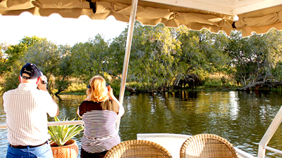 Victoria Falls Hotel and Okavango Package