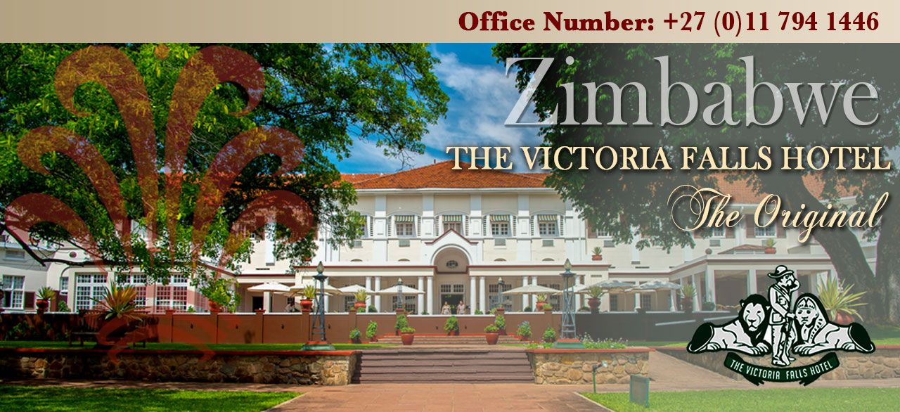Home Accommodation Victoria Falls